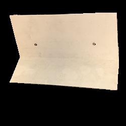 PVC Angle 75×50 mm